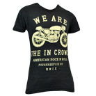 We Are The In Crowd - Motorcycle (Tri Black) [入荷予約商品]