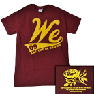 We Are The In Crowd - Varsity (Maroon) [入荷予約商品]