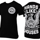 Hands Like Houses - Eagle (Black) [入荷予約商品]