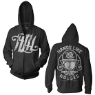 Hands Like Houses - Impact (Zip Up Hoodie) [入荷予約商品]