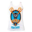 Dance Gavin Dance - Diamond (White) (Tank Top) [入荷予約商品]