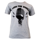 A Loss for Words - Mic (Heather Gray) [入荷予約商品]