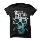 Thick As Blood - 2 Color Skull [入荷予約商品]