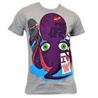 Tonight Alive - Octopus (Heather Grey) [入荷予約商品]