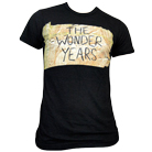 The Wonder Years - Cardboard (Triblend Black) [入荷予約商品]