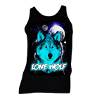 The Wonder Years - Space Wolf (Tank Top) [入荷予約商品]