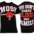 Mosh It Up Clothing - Worldwide Wolf Pack (Red) [入荷予約商品]