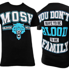 Mosh It Up Clothing - Worldwide Wolf Pack (Teal) [入荷予約商品]