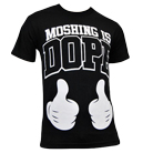 Mosh It Up Clothing - Moshing Is Dope [入荷予約商品]