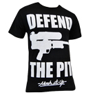 Mosh It Up Clothing - Defend The Pit (White) [入荷予約商品]