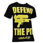 Mosh It Up Clothing - Defend The Pit (Yellow) [入荷予約商品]