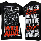 The Word Alive - I'd Rather Die [入荷予約商品]