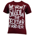 The Word Alive - Deceiver (Maroon) [入荷予約商品]