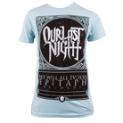 Our Last Night - Obey (Light Blue) [入荷予約商品]