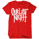 Our Last Night - Logo (Red) [入荷予約商品]