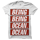 Being As An Ocean - Propaganda (White) [入荷予約商品]