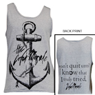 The Color Morale - Anchor (Heather Grey) (Tank Top) [入荷予約商品]
