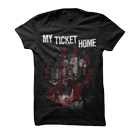 My Ticket Home - Haunted House [入荷予約商品]