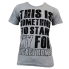 My Ticket Home - This Is Something (Heather Grey) [入荷予約商品]