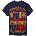 I Am King - Lyric (Navy) [入荷予約商品]