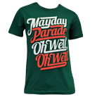 Mayday Parade - Oh Well, Oh Well (Green) [入荷予約商品]