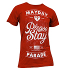 Mayday Parade - Please Stay (Red) [入荷予約商品]