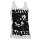 Mayday Parade - Upstage (Tank Top) [入荷予約商品]