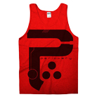 Periphery - Big P (Red) (Tank Top) [入荷予約商品]