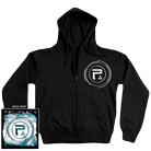 Periphery - Circle Logo (Zip Up Hoodie) [入荷予約商品]