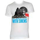 Sleeping With Sirens - Mountain (White) [入荷予約商品]