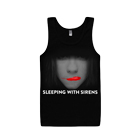 Sleeping With Sirens - Sealed Lips (Tank Top) [入荷予約商品]
