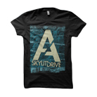 A Skylit Drive - Fingerprint (Black) [入荷予約商品]