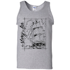 The Story So Far - Ship (Gray) (Tank Top) [入荷予約商品]