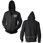 Protest The Hero - Colosseum Tiger (Zip Up Hoodie) [入荷予約商品]