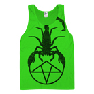 Oh, Sleeper - Scorpion (Neon Green) (Tank Top) [入荷予約商品]
