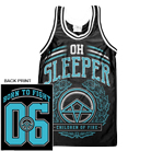 Oh, Sleeper - Born to Fight (Basketball Jersey) [入荷予約商品]