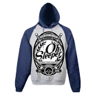 Oh, Sleeper - Stand Your Ground (Grey/Blue) (Hoodie) [入荷予約商品]
