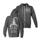 Oh, Sleeper - Titan (Heather Grey) (Zip Up Hoodie) [入荷予約商品]