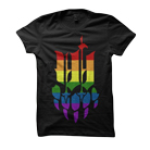 Iwrestledabearonce - GLAAD Collaboration [girl's] [入荷予約商品]