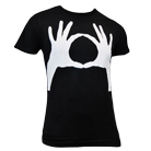 3OH!3 - Hands (Black) (Glow in the Dark) [入荷予約商品]