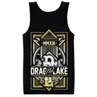 Drag The Lake - Crest (Tank Top) [入荷予約商品]