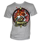 A Bullet For Pretty Boy - GRRR (Heather Grey) [入荷予約商品]
