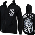Dream On, Dreamer - Living Dead (Zip Up Hoodie) [入荷予約商品]