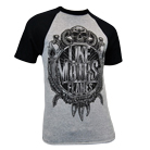Like Moths To Flames - Skull And Wheat (Heather/Black) [入荷予約商品]