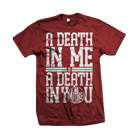 Like Moths To Flames - A Death In Me (Red) [入荷予約商品]