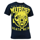 Thy Art Is Murder - Death Wolf (Navy) [入荷予約商品]