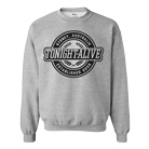 Tonight Alive - Crest (Heather Grey) (Sweat) [入荷予約商品]