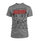 Asking Alexandria - All Over (Heather Grey) [入荷予約商品]