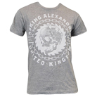 Asking Alexandria - Skull Saw (Heather Grey) [入荷予約商品]