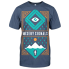 Misery Signals - Rebirth (Denim Blue) [入荷予約商品]